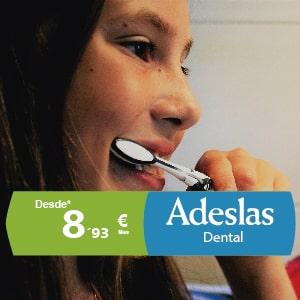 Seguro Dental Max Adeslas